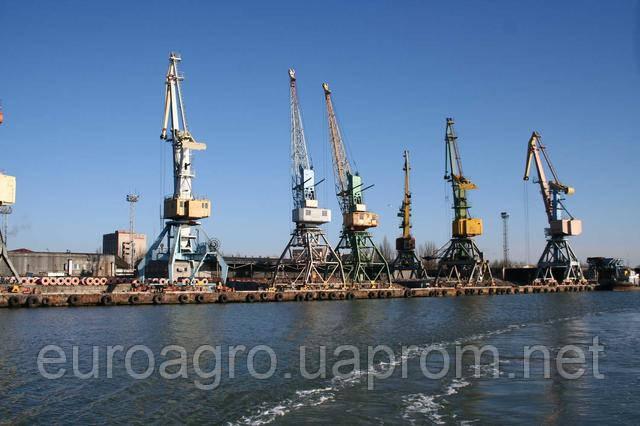 Бердянский порт расширяет свой потенциал (видео)