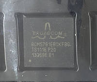 Микросхема Broadcom BCM5761EBOKFBG для ноутбука
