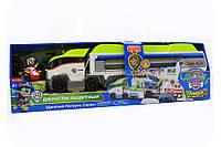 Игровой набор Щенячий патруль Автовоз Джунгли JUNGLE PATROLLER RESCUE Paw Patrol 2028, фото 1