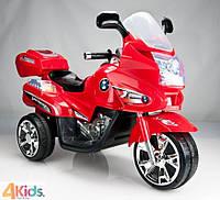 Детский мотоцикл  BMW 2017: 2x45W, 3-7км/ч, MP3 (6718520539) - красный-купить оптом