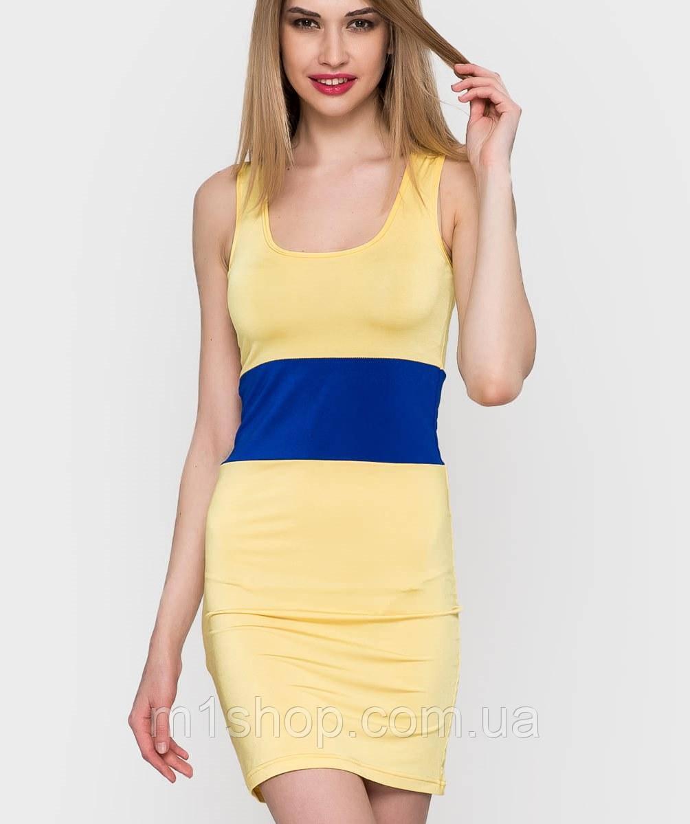 Женское платье-майка (11092 sk) - « m1shop »женская одежда в Харькове