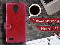 Чехол книжка для Nomi i451 Twist, фото 1