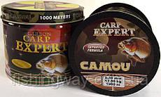 Леска CARP EXPERT CAMOU  0,40mm 1000m