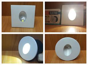 Светодиодная LED подсветка ступеней (лестниц, стен, подиумов)