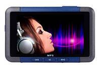 Плеер MP3 MP4 MP5 8Гб память 4.3 дюйма ЖК-экран + FM приёмник (видео+музыкальный+FM) SKU0000738