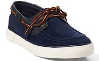 Мокасины Polo Ralph Lauren, синие