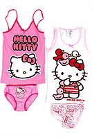 Комплект нижнего белья для девочек Hello Kitty оптом, 2/3-6/8 лет.