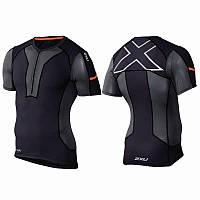 Мужская компрессионная футболка с коротким рукавом 2XU XTRM (Артикул: MR3770a)