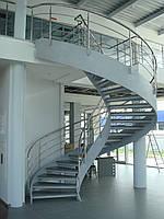 Лестницы винтовые VIP сегмент, фото 1