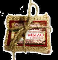 Мыло с фитором, глицерином и маслом какао-бобов 130 гр
