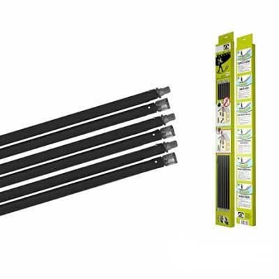 Гибкие ручки Hansa для чистки дымохода 1 метр, фото 2