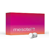 Мезотель-табс с ресвератролом, глицином, витамином B6 НЦП РиЗ
