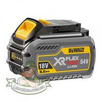 Аккумулятор DeWALT DCB546 FLEXVOLT 18,0 В (6 Ач) / 54,0 В (2,0 Ач)