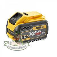 Аккумулятор DeWALT DCB547 FLEXVOLT 18,0 В (9 Ач) / 54,0 В (3,0 Ач)