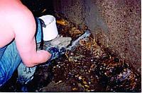 Гидропломба - быстро схватывающийся цемент