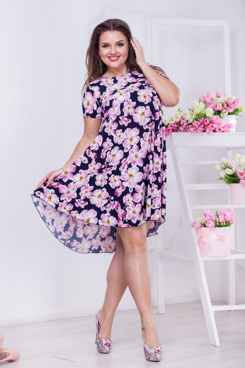 Платье 03484