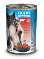 Reno консервы для собак с телятиной 1240 гр