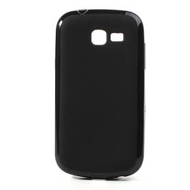 Чехол TPU для Samsung Galaxy Star Plus S7260, S7262 Черный