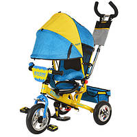 Детский велосипед (M5361-01UKR) с надувными колесами KK