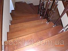 Каркаси сходів складної конструкції з подальшим облицюванням