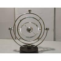 Маятник - вечный двигатель, настольный маятник, настольный антистресс, вечный двигатель сувенир
