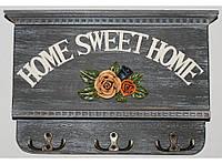 Декоративная настенная ключница с выдвижной панелью KC7008A, шкаф для хранения ключей, ключница для дома