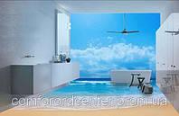 Наливные 3d стены для дома