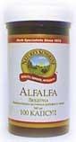 Alfalfa Альфальфа - Люцерна НСП 100 капс