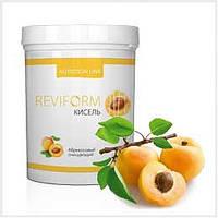 Кисель очищающий с абрикосом REVIFORM коррекция веса
