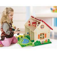 """Іграшка """"Ляльковий будиночок"""", Viga Toys, фото 1"""