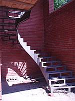 Лестницы под плитку и кафель, фото 1