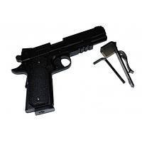 Пистолет пневматический газобаллонный KWC KM-42 Colt 1911 (металл)