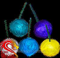 ДЫМАРИКИ в упаковке 6 штук, цвет: синий, фиолетовый, зеленый, желтый, белый