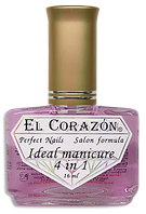 Основа под лак - восстановитель с хитозаном и комплексом защитных факторов 427 EL Corazon