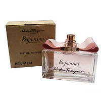 Salvatore Ferragamo Signorina EDT 100ml TESTER (ORIGINAL)
