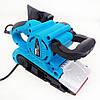 Ленточная шлифовальная машина с регулятором оборотов и креплением к столу Riber ЛШМ 76/1150Б, фото 2