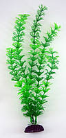 Растение для аквариума пластиковое 38 см