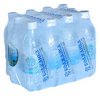 Услуги упаковки напитков в термоусадочную плёнку