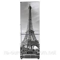 Виниловая наклейка на холодильник Эфелева башня (Париж)