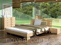 Спальня из натурального дерева Letta Clare
