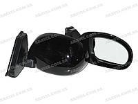 Зеркала наружные ЗБ-3252B BLACK глянец, на шарнире (пара)