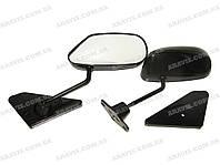 Зеркала наружные ВАЗ-ЛАДА F2 Sport Black метал/черное (пара)