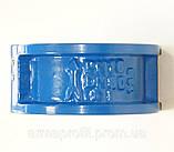 Клапан обратный чугунный межфланцевый двухстворчатый VITECH Ду65 Ру16, фото 4