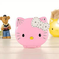 Hello Kitty T99 раскладной телефон для девочек 1 сим-карта