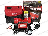 Компрессор ELEPHANT КА-20127 150psi/30Amp/60л/клеммы/2 цилиндра
