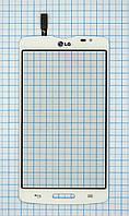 Тачскрин сенсорное стекло для LG D373 L80 white