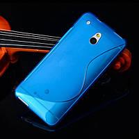 S-line чехол для HTC One Mini / M4 Синий