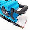 Ленточная шлифмашина с регулятором оборотов Riber ЛШМ 76/1350Б, фото 8