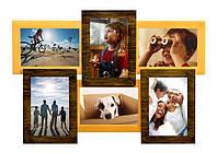 Фоторамки на 6 фотографий