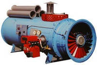 Теплогенератор газовый ТГГ-0,18